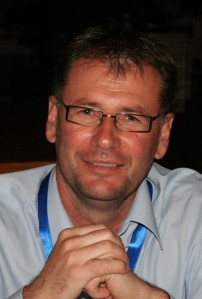 Mikael Andersson ITTF Executive Director of Education & Training- Born Aug 7 - 1962